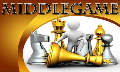 Middlegame chess