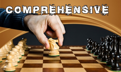 Comprehensive chess
