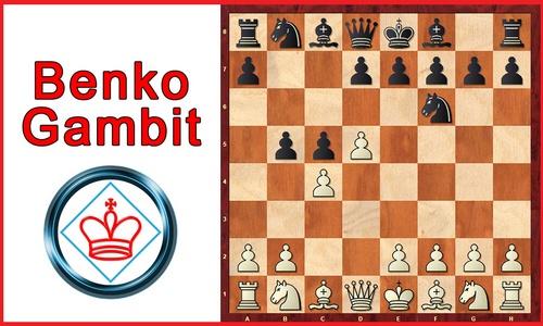 Benko Gambit